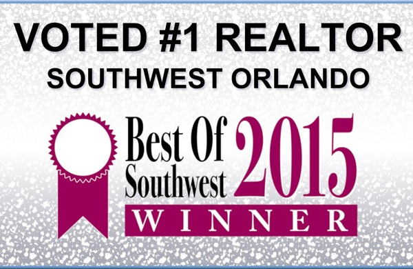 swb #1 realtor award