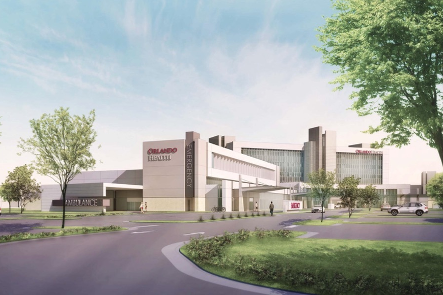Orlando Health Horizon West Hospital Announces Second Phase of Construction