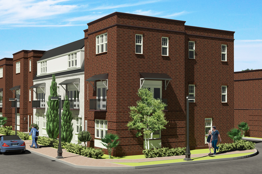downtown winter garden to welcome new townhouse community - Downtown Winter Garden