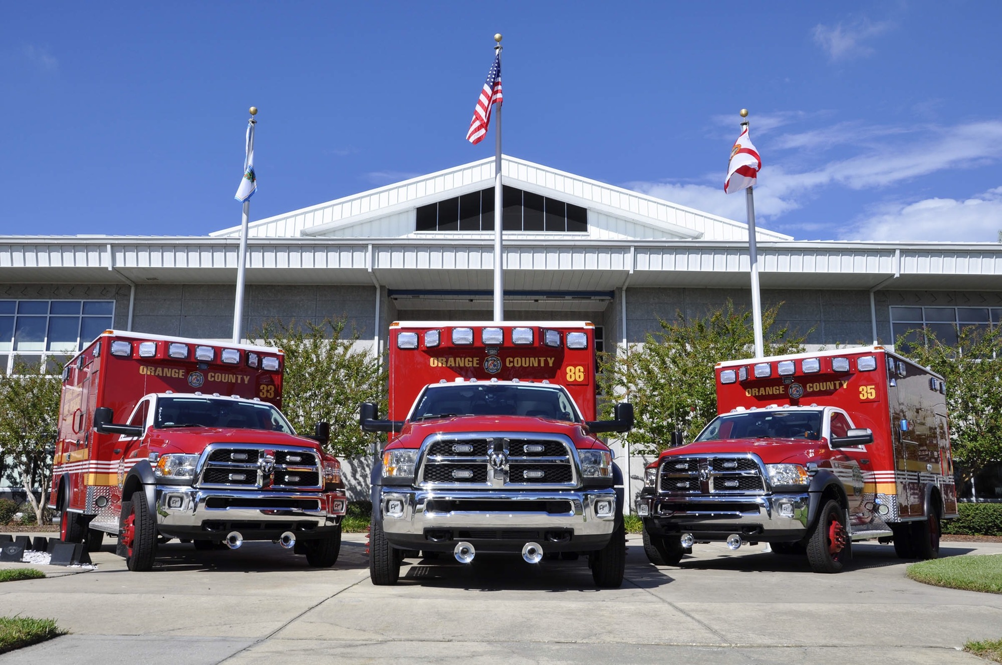 Windermere Considering Adding Additional Fire Stations
